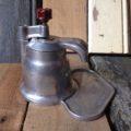 Mignon 2 cup moka pot Italy 1950 screw knob