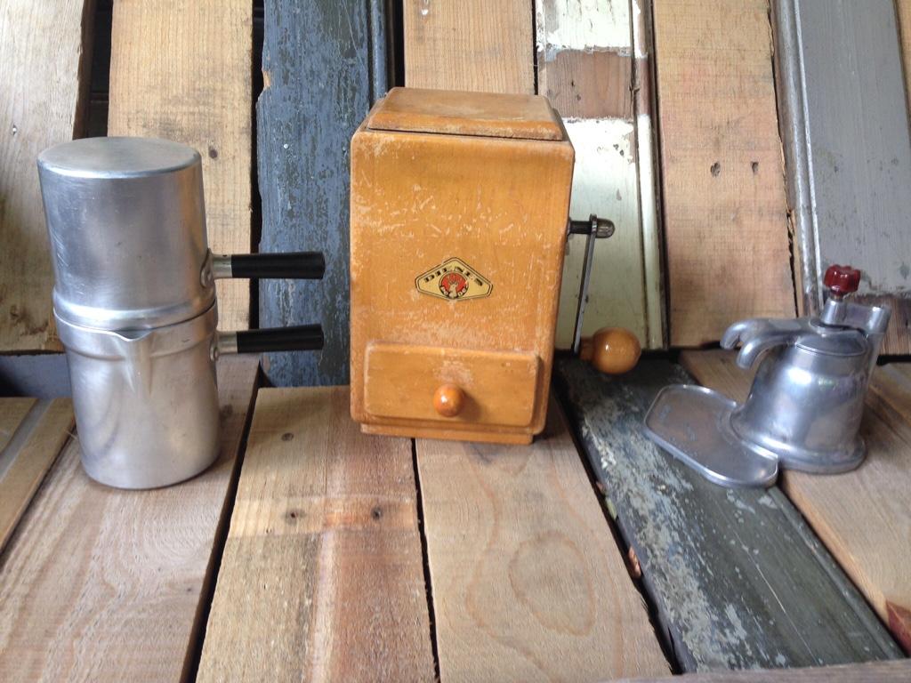 Neapolitan Flip Coffee Pot ~ Neapolitan flip coffee pot italy vintage man stuff