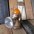 Lantern flashlight Meyer Roeco Germany 1960