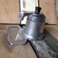 Mignon 2 cup moka pot OMG Italy 1960 round knob