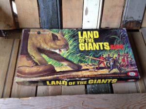 Land of the Giants game 1960 USA
