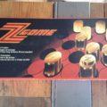 Strategic Z-game 1975 board game Kamlag Belgium