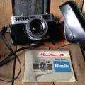 Minolta Minoltina S 1964 Japan with Manual and case
