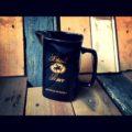 Black prince whisky water jar 1980 England