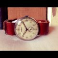 Stabila handwind 1940 watch Germany