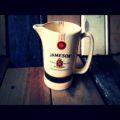 Jameson Whiskey medium water jar England 1980