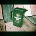 Tullamore Dew whiskey water can 1980 Ireland