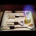 Bar cocktail set Poker theme 1970 Japan