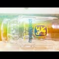 Lowenbrau 0,5 litre beer mug Rastal design Germany 1981