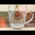 Piast Beer mug 0,5 liter 1980 France Poland