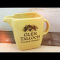 Glen Talloch small whisky water jug 1980 Scotland